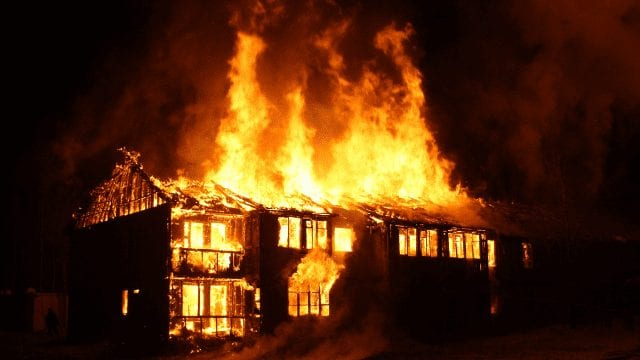 Fire Damage Restoration in Fairfax,FL